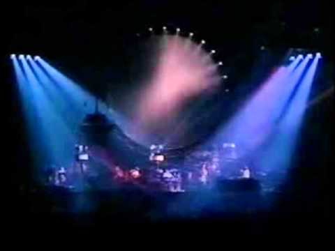 Pink Floyd A new machine pt1-Terminal frost-A new machine pt2 Melbourne 88
