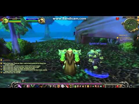 WoW Quests- Gorat's Vengeance