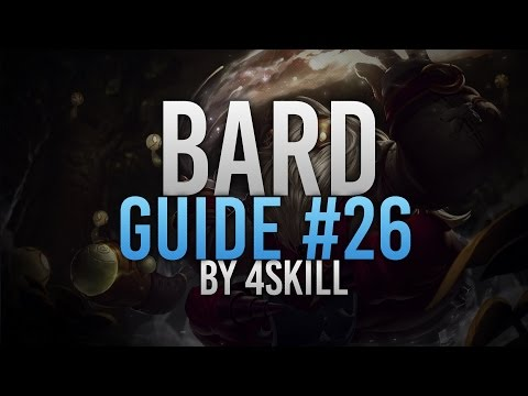 (HD201) [League Of Legends S5] Guide #26 : Bard Support - (FR) Tonio