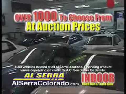 Al Serra Chevrolet Volkswagen Used Colorado Springs Car Auto Indoor Sale