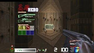 "Brutal Doom Realistic Weapons Add-on ""Call of DOOM"" Playtest  - HERO(英雄) Class"