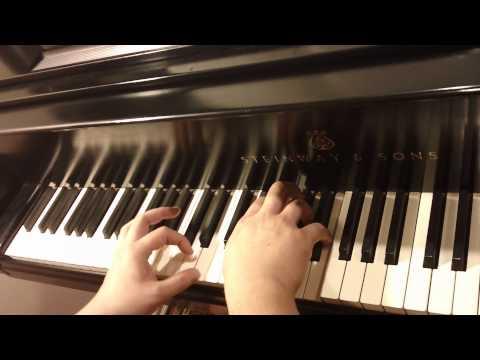 piano accompaniment Liebesleid by Fritz Kreisler (love's sorrow)