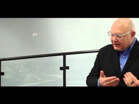 Dr. Lawrence Venuti takes questions at Glendon