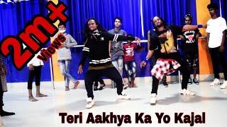 Teri Aakhya Ka Yo Kajal || Dance Choreography || Mystery Dance Guys