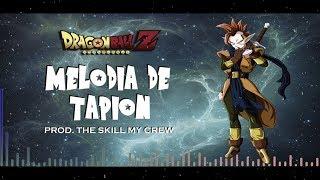 DRAGON BALL RAP MELODÍA DE TAPION - INSTRUMENTAL HIP HOP / BEAT USO LIBRE (PROD. THE SKILL MY CREW)