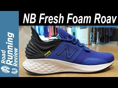 New Balance Fresh Foam Roav - Análisis y opinión ...
