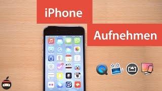 iPhone Display Aufnehmen (ohne Jailbreak) - iNinja