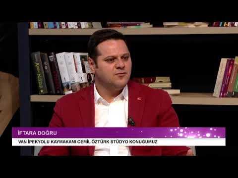 Başkan Vekilimiz Cemil Öztürk Kanal M'in Canlı Yayın Konuğuydu