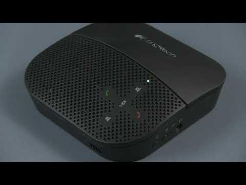 TERMINAL 242: Logitech Mobile Speakerphone P710e, Spirio | r