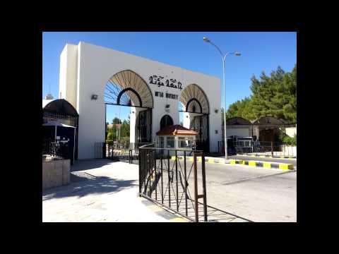 [TvPermata] Prasarana Universiti Mu'tah, Al-Karak, Jordan Al-Hashimi