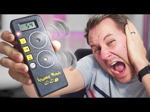 ENJOY or DESTROY? | 3 Of The Most Annoying Alarm Clocks!