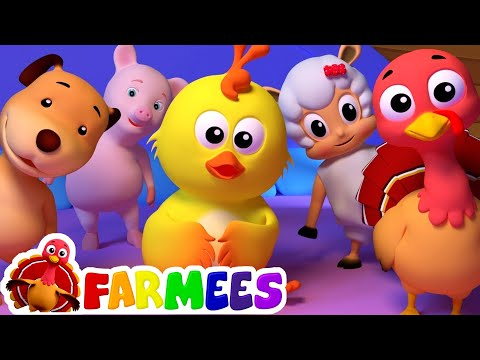 Ten In The Bed | Nursery Rhymes | Kindergarten Song | Children Rhymes | Baby Songs by Farmees S01E10