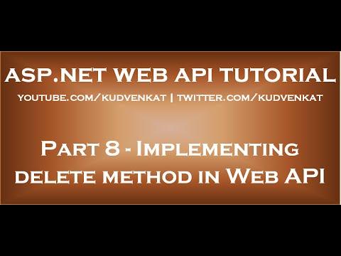 Asp net web api token authentication youtube.