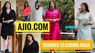 SUMMER CLOTHING HAUL| AJIO.COM