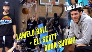 LaMelo Ball Makes It Look EASY! 28 PTS At The Drew League! Future Lottery Pick?