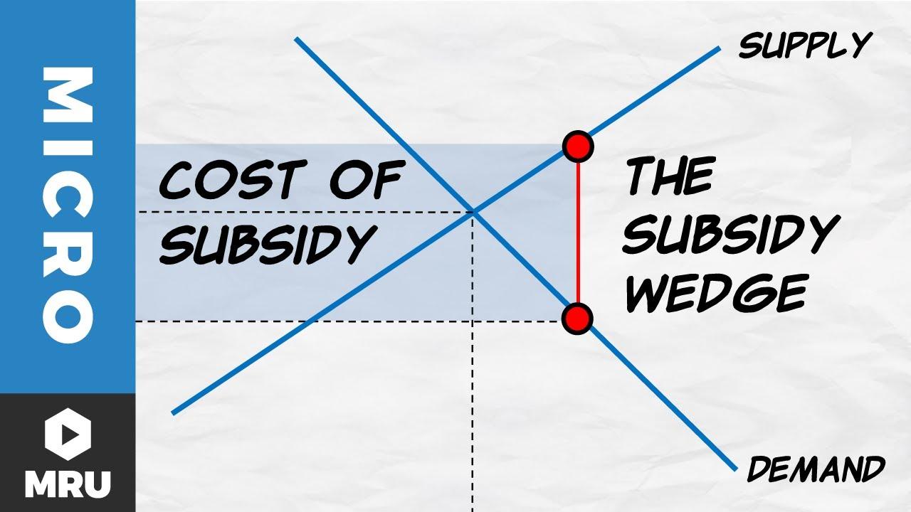 subsidies to university Marginal revolution university 72,039 views 9:07  taxes, and subsidies: crash course economics #21 - duration: 12:12 crashcourse 503,659 views 12:12.
