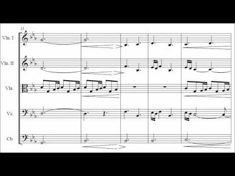 Game Of Thrones (Opening) - arr. for String Orchestra