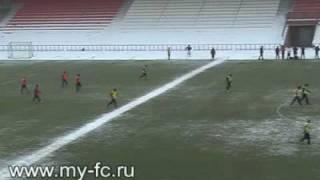 ФК АКАДЕМИЯ, Челябинск vs ФК ТМК СИГНАЛ, Челябинск 1 10 0  20 02 10