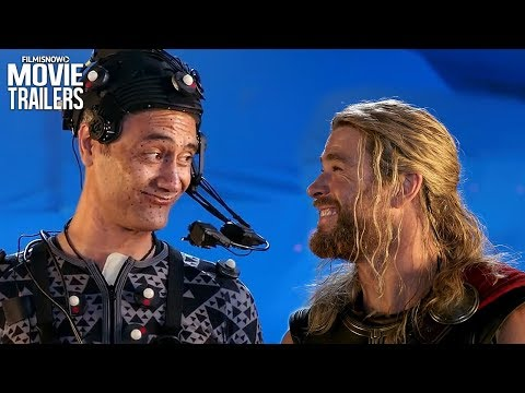 THOR: RAGNAROK  Funny  Moments with Taika Waititi