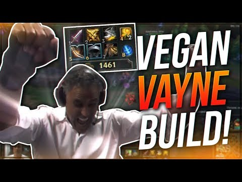 THE VEGAN VAYNE BUILD | Kyle & Rick Fox