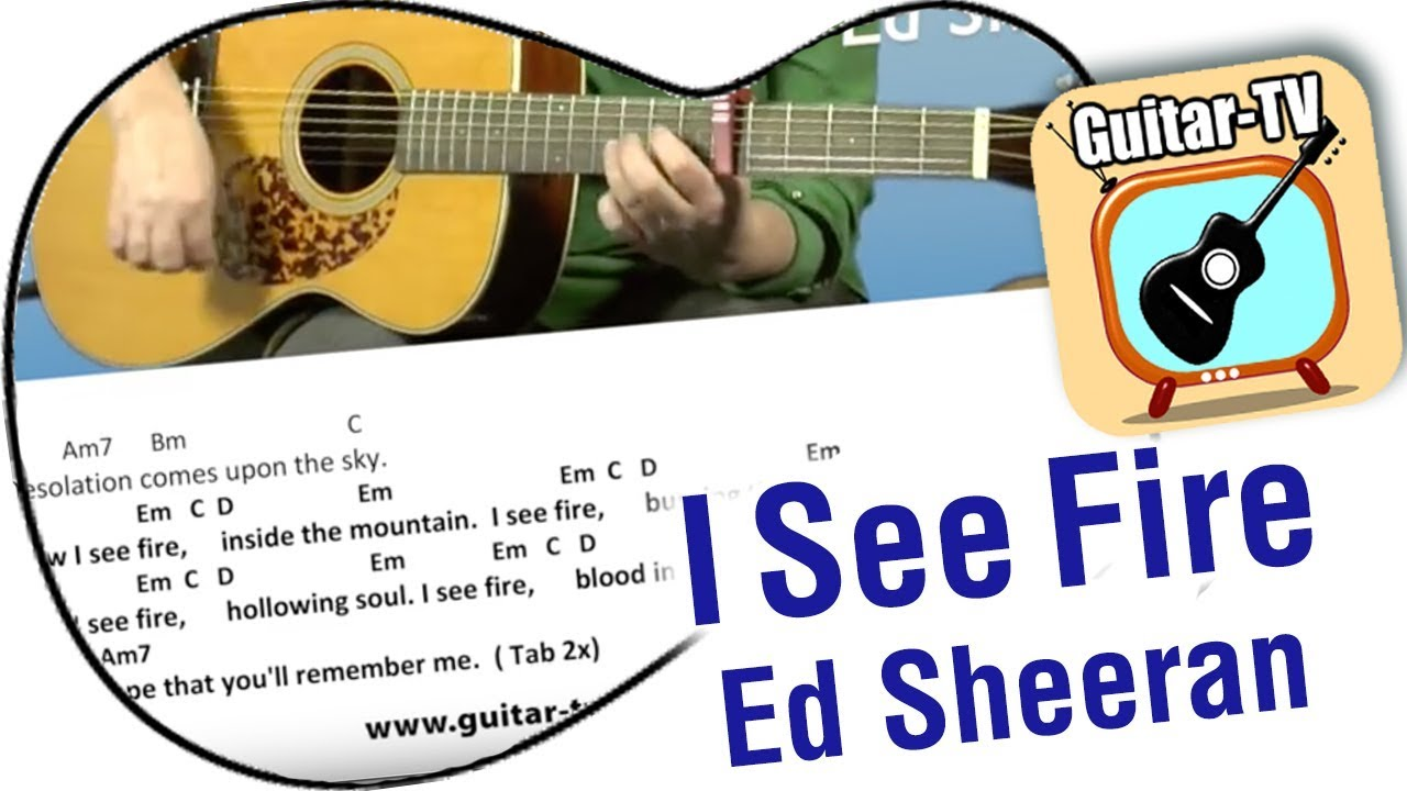 Ed Sheeran, Cover•Lyrics•Chords•Tutorial