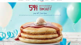 VERIFY: Is IHOP offering cheap pancakes next week?