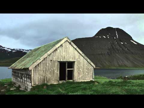 On the road fromReykjavik to Ísafjörður