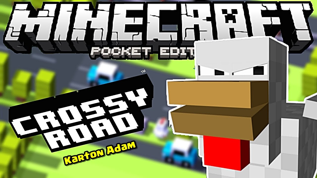 how to make a road on minecraft pe