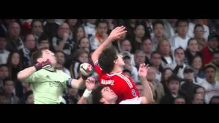 uefa champions league 2014 semi final 1st leg super slow motion scenes by nikos248