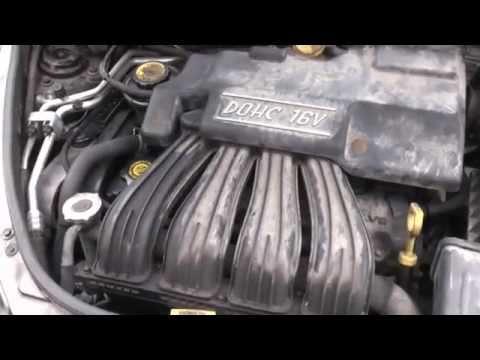 2001 Chrysler PT Cruiser: Wash/Detail Part 1