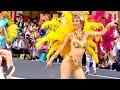 2018 第37回浅草サンバカーニバル Bloco Arrastão .etc ASAKUSA Samba Carnival