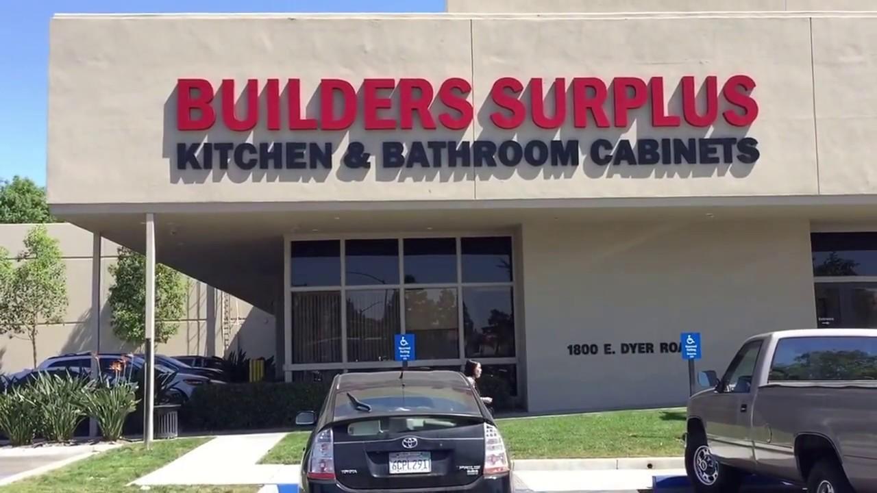 Builders Surplus In Santa Ana California