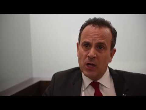 Omer Kaddouri, president and chief executive, Rotana Hotels