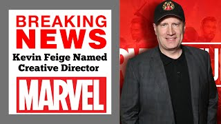 Kevin Feige New CCO for Marvel Films, Television and Comics