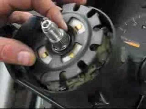 Removing the steering wheel - YouTube