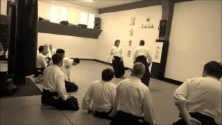 Sensei Waldemar Giersz 5 DAN - TRENING YUDANSHA 02-02-2013
