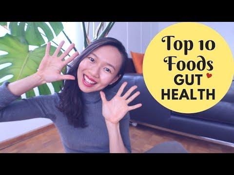Best Prebiotic Foods + Gut Health