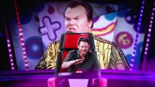 Blake Gets Slimed!! Shelton To Host Nickelodeon's 2016 Kids' Choice Awards