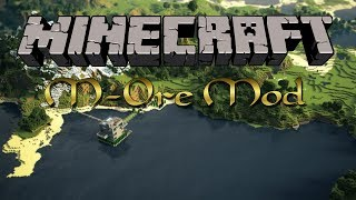 Minecraft: Better Ores and Tools 1.7.2 | (M-Ore Mod)
