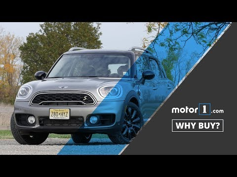 why-buy?-|-2018-mini-cooper-s-e-countryman-review
