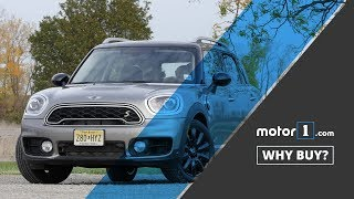 Why Buy? | 2018 Mini Cooper S E Countryman Review