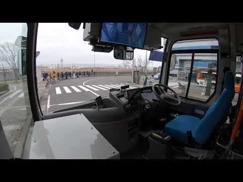 Autonomous Driving at ANA and Softbank Autonomous Bus