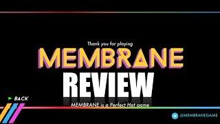 MEMBRANE REVIEW (NINTENDO SWITCH)