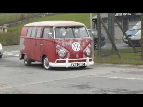 Spring Dub in Harrogate    VW Show 1