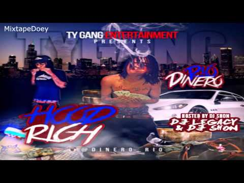 Rio Dinero - Hood Rich ( Full Mixtape ) (+ Download Link )