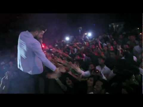 Akcent - I'm Sorry Live in Bangalore (feb 2012)