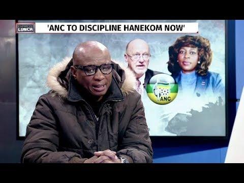 Exclusive interview with Zizi Kodwa on Makhosi Khoza axing