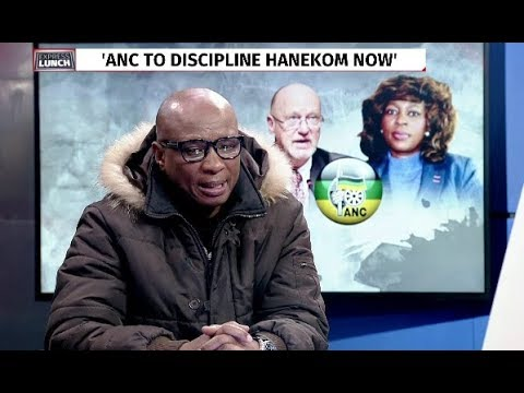 Exclusive interview with Zizi Kodwa on Makhosi Khoza axing
