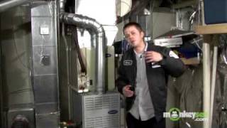 Controlling Temperature using Dampers in Duct Work