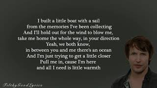James Blunt - Cold (FGL  Lyrics)